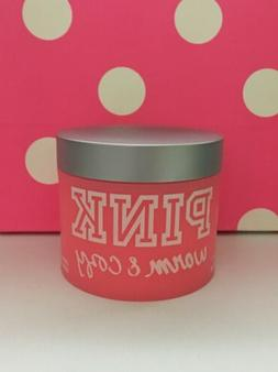 Victoria's Secret PINK WARM & COZY Luminous Body Butter 10.