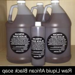 100% Pure Authentic Liquid African Black Soap From Ghana  12