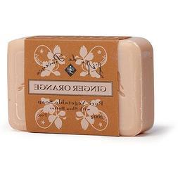 12 Bars of L'epi de Provence Triple Milled Ginger Orange She