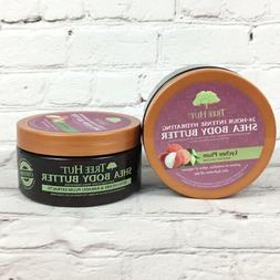 ~2 Pack~Tree Hut 24 Hour Intense Hydrating Shea Body Butter,