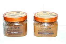 2 x Tree Hut Shea Sugar Scrub Body ORIGINAL SHEA 18 oz 510 g