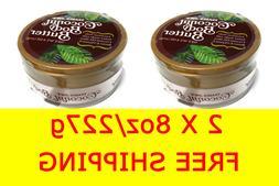 2x Trader Joe's @ Coconut Body Butter @ 2x 227g/8oz - BEST D