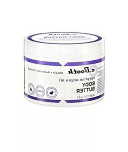 C.Booth 80123 8 Oz Egyptian Argan Oil Body Butter