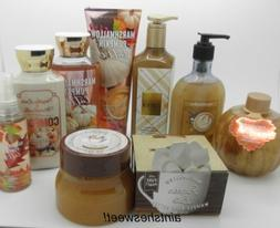 BATH & BODY WORKS Marshmallow Pumpkin Latte - Choose Your Fa