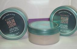 Bath and Body Works Vanilla Bean Noel Mini Body Butter 2 oz