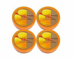 Delon 4 Pack Mango Body Butter