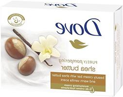 Dove Purely Pampering Shea Butter Beauty Bar with Vanilla Sc