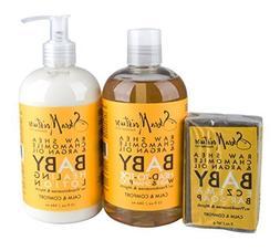 Maven Gifts: Shea Moisture Raw Shea, Chamomile, Argan Oil Ba