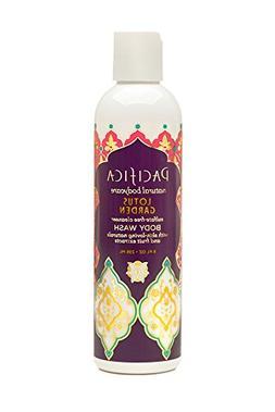 Pacifica Lotus Garden Body Wash 8 oz