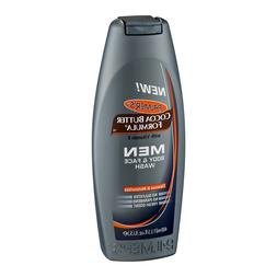Palmer's cocoa butter Men body & face wash enriched with Vit