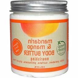 Petal Fresh Body Butter, Mandarin/Mango, 8 Ounce
