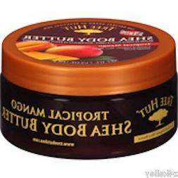 Tree Hut Shea Body Butter, Tropical Mango, 7-Ounce