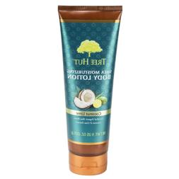 Tree Hut Shea Moisturizing Body Lotion, Coconut Lime, 9 Ounc