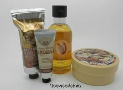 THE BODY SHOP Almond - Choose BODY BUTTER ~or~ HAND & NAIL C