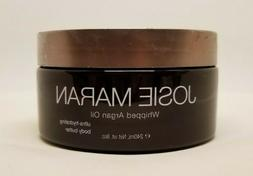 JOSIE MARAN ARGAN OIL ILLUMINIZING BODY BUTTER VANILLA PEACH
