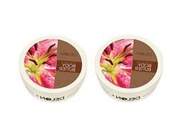 Delon Asian Lily Body Butter - 2 Pack