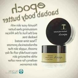 Authentic Nu skin nuskin Epoch Baobab Body Butter New Sealed