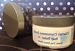 Balsam Cedar scented fragrance BODY BUTTER 4oz Moisturizing