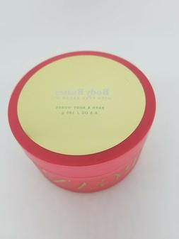 Bath & Body Works Chestnut & Argan Body Butter - scratched l