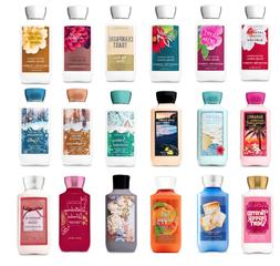 Bath and Body Works Lotions Shea Butter Vitamin E New Full S