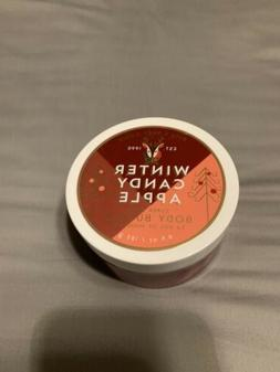 Bath And Body Works Winter Candy Apple 6.5oz Body Butter