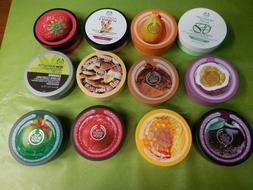 The Body Shop Body Butter FULL SIZE 6.75 OZ NEW 6 Scents To