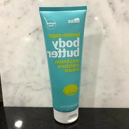 Bliss - Body Butter Maximum Moisture Cream - Lemon + Sage -