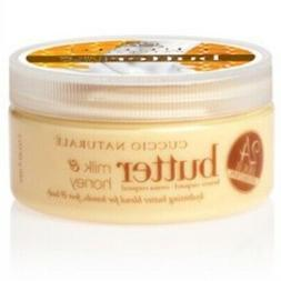 body butter milk and honey 8 oz