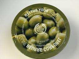 The Body Shop Body Butter - Normal To Dry Skin - Olive - 200