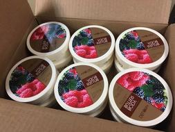 Delon + Body Butter Raspberry & Black Currant 6.9oz - Wholes