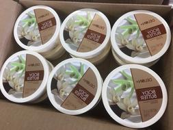 Delon + Body Butter Smooth Vanilla 6.9oz - Wholesale Lot of