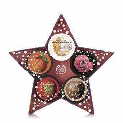 The Body Shop Body Butter Stars of The Forest Gift Set  by T