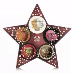 The Body Shop Body Butter Strawberry Coconut Shea Rose Almon