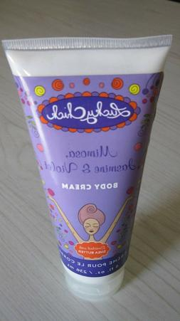 Body Cream Mimosa Jasmine and Violet Enriched with Shea Butt