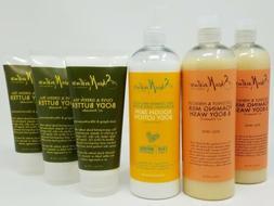 Shea Moisture Body Lotion-Olive & Green Tea Butter-Coconut &