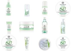 Body Shop ~ ALOE ~ Soothe Signs Of Irritation ~ Allergy-pron