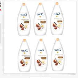 Dove Body Wash Purely Pampering Shea Butter & Vanilla Shower