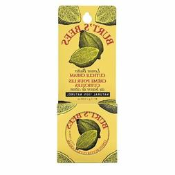 Burt's Bees 100% Natural Lemon Butter Cuticle Cream, 0.6 Oun