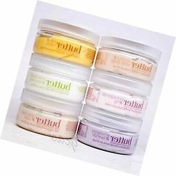 Cuccio Butter Blend For Hands, Feet & Body Set Of 6 pcs 1.5