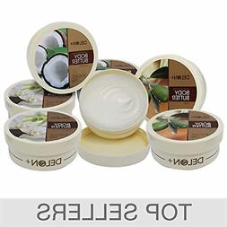 Delon Body Butters, 6-pack|Top Seller
