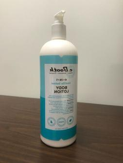 C. Booth 4 In 1 Vanilla Butter Body Lotion 32fl