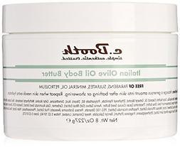 C. Booth Body Butter, Italian Olive Oil, 8 Fluid Ounce