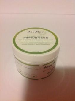 C. Booth Body Butter, Italian Olive Oil, 8 Fluid Ounce - Fre