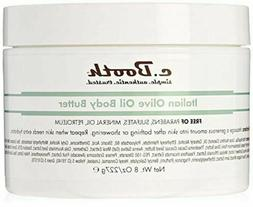 C. Booth Body Butter Italian Olive Oil 8 oz