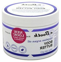 C.Booth Egyptian Argan Oil Body Butter 8 Ounce Jar