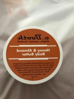 c. Booth Honey - Almond Body Butter 8 oz