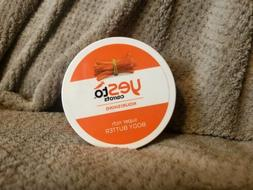 Yes To carrots Nourishing  6oz super rich body butter