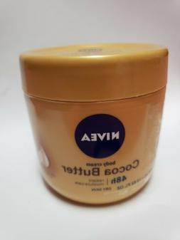Nivea Cocoa Butter & Vitamin E Body Cream 400ml / 13.52 oz E