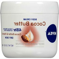 NIVEA Cocoa Butter Body Cream 15.5 oz 15.5 Ounce