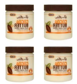 cocoa butter creme non greasy face body